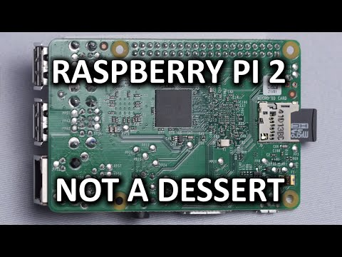 Raspberry Pi 2 - A Basic Overview & Introduction