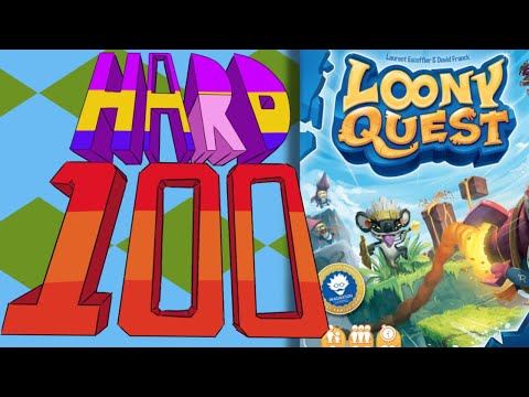 The Hard 100: Loony Quest