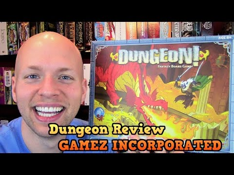 Dungeon! Review - Gamez Incorporated