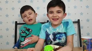 Играем в ЧЕЛЛЕНДЖ Dinner Winner/TOYS