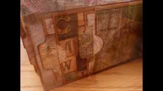 Kathy Orta Paperbag Book