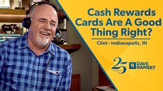 Cash Rewards Cards Are A Good Thing Right?