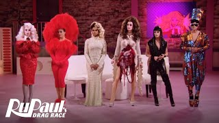 The Eliminated Queens' Votes (Deleted Scene) | RuPaul's Drag Race All Stars 3