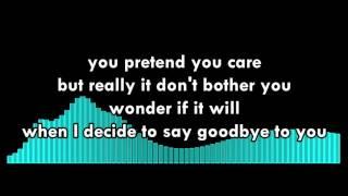 NF Falling Apart Lyrics