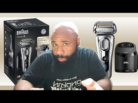 Best Way To Shave Without A Razor | But ☝🏽 … | Braun Series 9 Foil Shaver Review