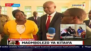 Gavana wa Baringo amwomboleza mzee Moi, atajwa kama shuja aliyependa wengi