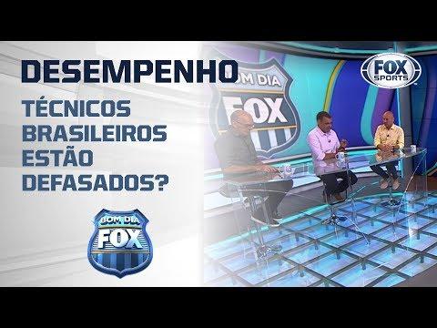 Técnicos brasileiros estão defasados?