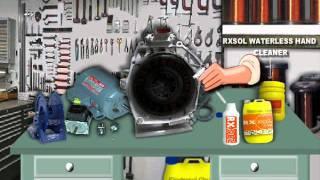 Electrosol cleaner