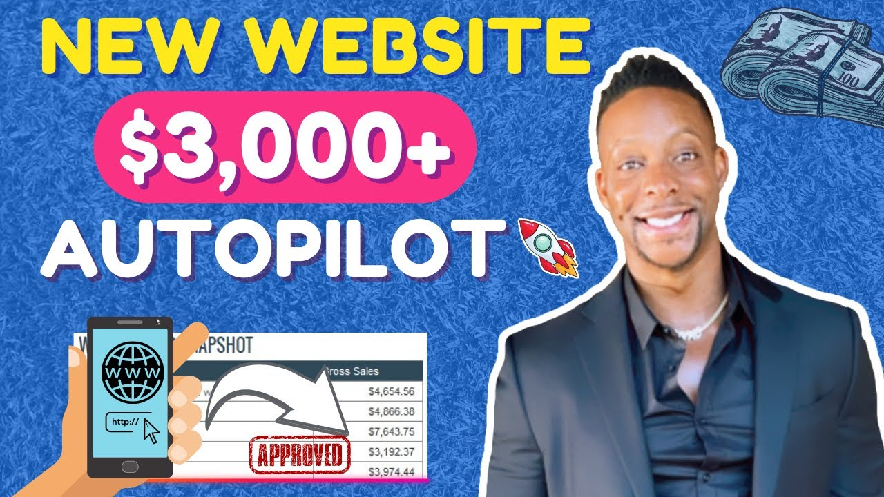 Earn Money Online Fast With This NEW Website|Generate Income Online|Make Money Online thumbnail
