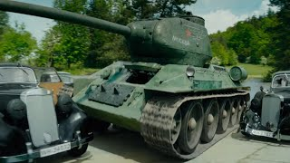 Т-34 // Трейлер для японского проката