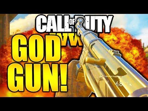 MP40 ALL OUT II IS A GOD GUN in CALL OF DUTY WW2! COD WW2 HEROIC