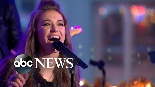 Lauren Daigle Performs 'Trust In You' Live On 'GMA'
