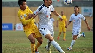 Round 2 V-League 2014 : Thanh Haa vs SHB Da Nang