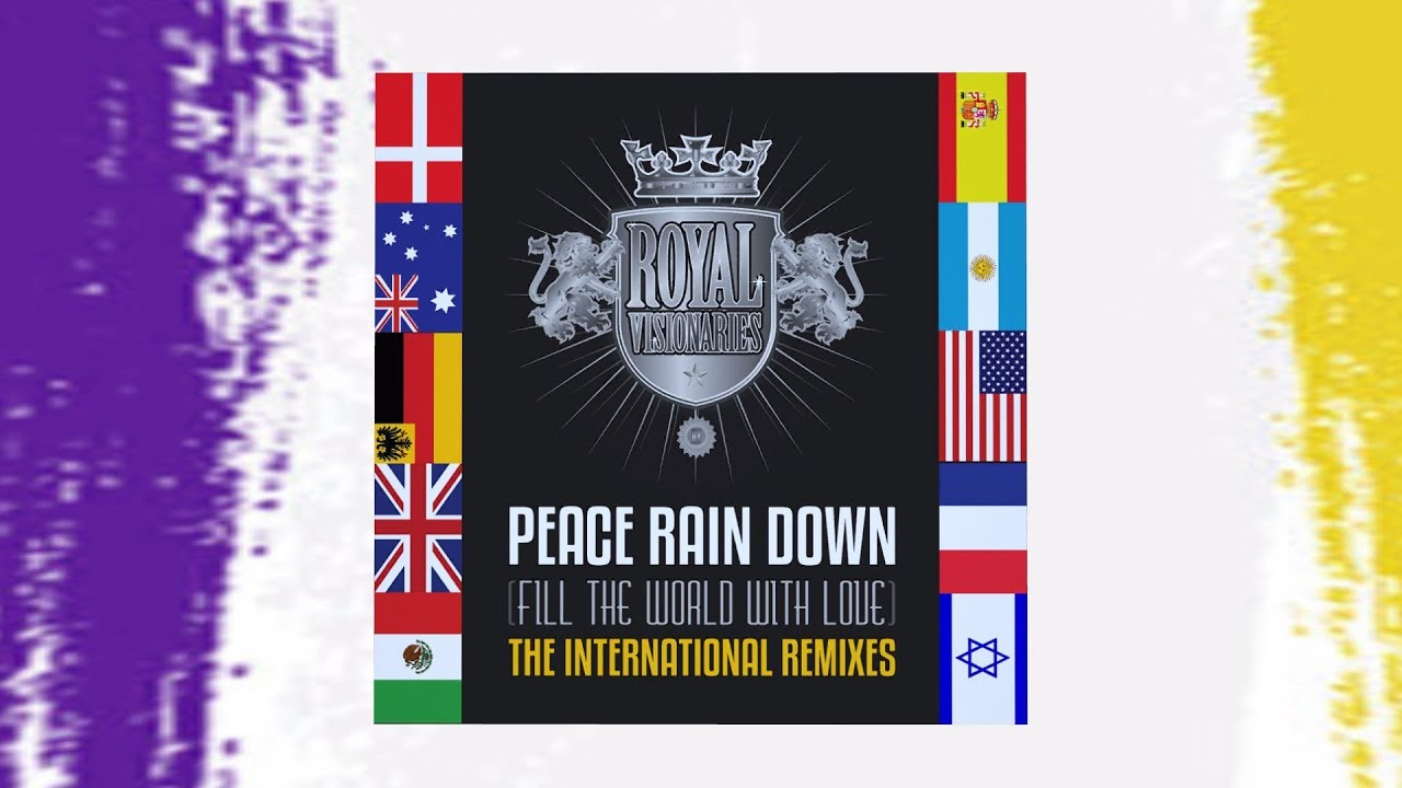 Royal Visionaries - Peace Rain Down (Parralox Remix)