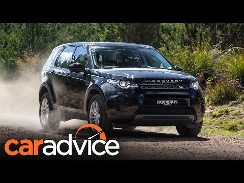 2017 Land Rover Discovery Sport SE review | CarAdvice