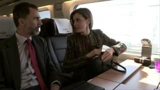 ESPECIALES DE ¡HOLA! TV: LOS REYES DE ESPAÑA FELIPE Y LETIZIA
