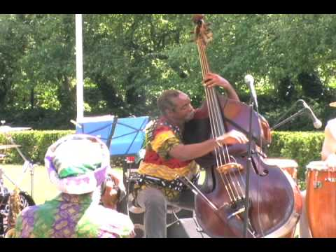 The Alex Blake Quartet - In Motion, Central Park