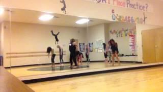"Ashlee Vilos Choreography ""Shake That Devil"" Class Combo"