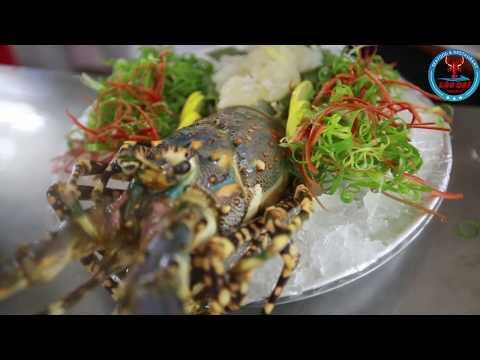 Hải Sản Đà Nẵng | 다낭 해산물 | 岘港 海鲜 | Lão Đại Đà Nẵng | 라오 다이 해산물 | 老大海鲜 | Tôm Hùm Sashimi  | 랍스터 | 龙虾