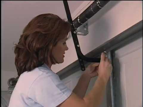 Installing a Garage Door Opener DIY (#5147)