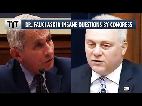 Republicans Asking Dr. Fauci REALLY DUMB Questions