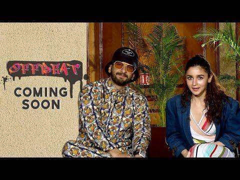 Offbeat   Original Music Series   Teaser   Ranveer Singh & Alia Bhatt   The Zoom Studios