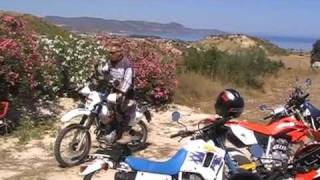 preview picture of video 'Motor Off Road 29 mei  t/m 5 juni 2009 deel 1'