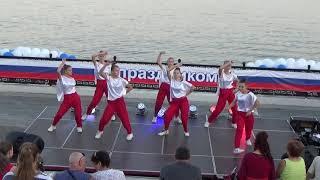 """""""Танцуй""""  Коллектив современного эстрадного танца """"Жемчужина"""""""