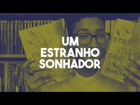 Conheça o mundo de UM ESTRANHO SONHADOR! ? ? Um Bookaholic