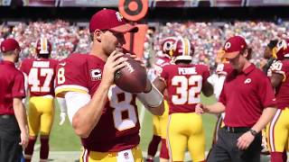 Sounds of the Game: Redskins vs. Eagles | Kholo.pk