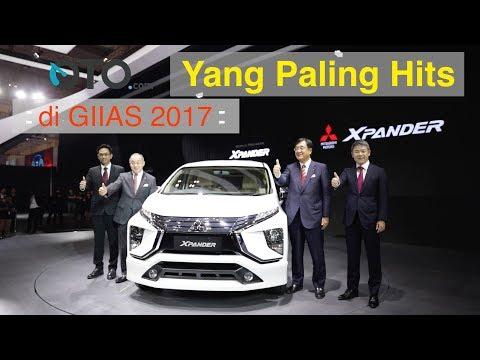 Xpander, Magnet Mitsubishi di GIIAS 2017 l OTO.com