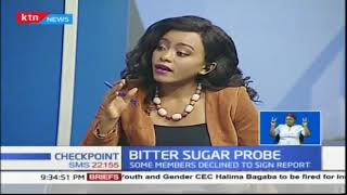 Bitter sugar probe: Sugar report splits joint committee (Part 1)