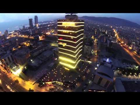 Bayraklı Tower Videosu