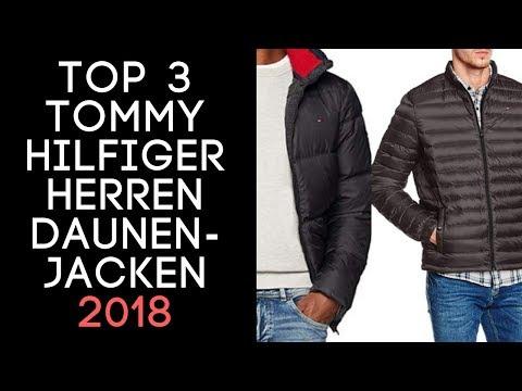 Tommy Hilfiger Daunenjacke Herren /Übergangsjacke -  TOP 3 auf Amazon! Review!