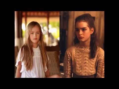 [ザ・対決]新旧超絶美少女を比較してみた♪ クリスティーナ・ピメノヴァVSブルック・シールズ
