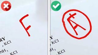 HOW TO CHEAT AT SCHOOL || 36 SCHOOL TRICKS YOU SHOULD NEVER REPEAT