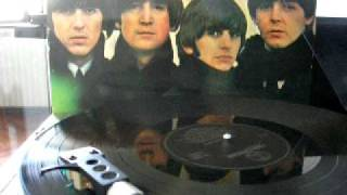 The Beatles - Baby's In Black; Beatles For Sale LP 33 r.p.m