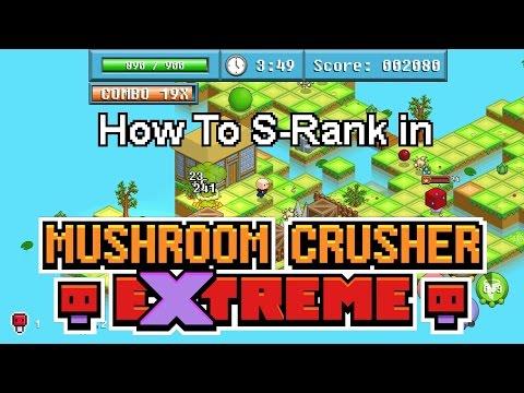 How To S-Rank? - Mushroom Crusher Extreme Gameplay thumbnail
