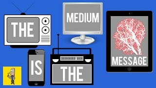The Medium is the Message by Marshall McLuhan | Animated Book Review