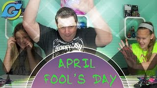 April Fools Day - What Happens When . . .