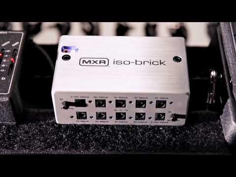 DUNLOP MXR M238 ISO-Brick Multiadaptér