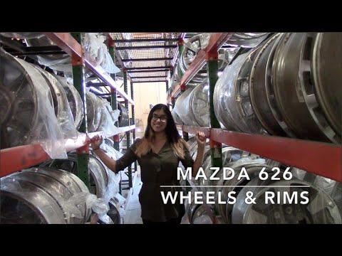 Factory Original Mazda 626 Wheels & Mazda 626 Rims – OriginalWheels.com