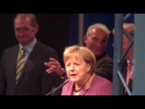 Angela Merkel-Was Medien nicht zeigen