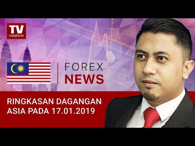 17.01.2019: Dolar AS sambung semula pertumbuhan