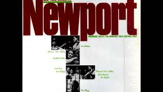 Old Time Music At Newport: Recorded Live At The Newport Folk Festival 1963 [1964] - Various Artists