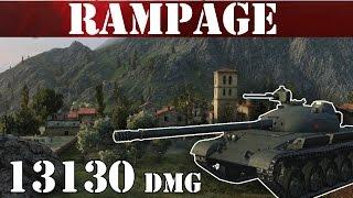 World Of Tanks  Object 140 .. 13130 Dmg