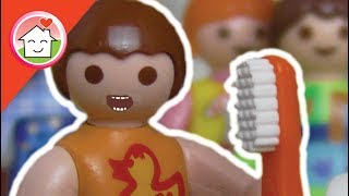 Playmobil Film Deutsch Zahnarzt In Der Kita / Kinderfilm / Kinderserie Von Family Stories