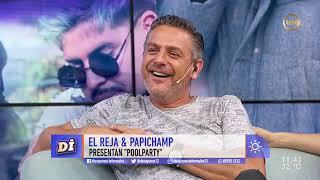 """El Reja Y Papichamp Nos Presentan Su Nuevo Tema Juntos: """"Pool Party"""""""