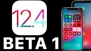 iOS 12.4 beta 1 – что нового ? Полный и честный обзор!