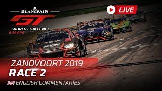 RACE 2 - ZANDVOORT - BLANCPAIN GT WORLD CHALLENGE 2019 - ENGLISH